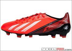 quality design edd90 a71d3 adidas adiZero F50 TRX FG Soccer Cleats - Infrared with Black...188.99