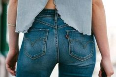 9 Ways to Make Your Butt Smaller - If you're not happy with your generous derriere, here are the best ways to shrink your butt, or at least make the right style choices to make it look smaller.