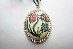 Tile Art, Jewelry Art, Fancy, Pendant Necklace, Art Tiles, Drop Necklace