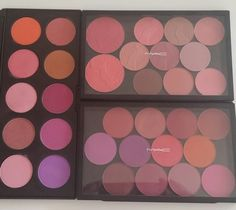 August Favorite - My Blush Palettes {Shopping My Stash} - Beauty & The Scientist #blsuh #blusher
