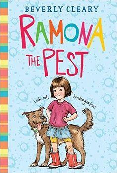 Ramona the Pest • English Wooks