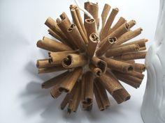 Stepping Thru Crazy: Cinnamon Stick Ornament