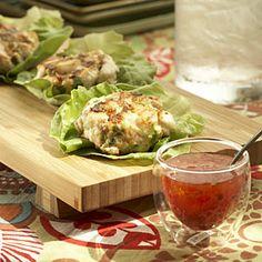 3 Sustainable Seafood Dishes | Thai-Style Catfish Lettuce Wraps | CoastalLiving.com