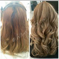 #hairbyGlow