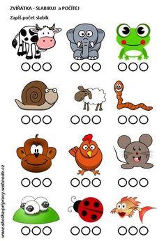 Preschool Reading Activities, Preschool Worksheets, Classroom Activities, Teach English To Kids, Grandma Crafts, Bug Crafts, Special Education Teacher, School Humor, Art For Kids