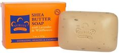 Nubian: Shea Butter Soap with Lavender & Wildflowers | Buy Black Movement Store