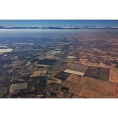 Photograph  Ian Cox @wallkandy 'Landing' incredible view of the Atlas Mountains on the approach into Marrakesh. #Wallkandy #art #photography #travel #morocco #marrakesh #fb #f #t #p #atlasmountains #scenic