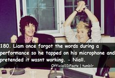 Its 1D fact time!!!!