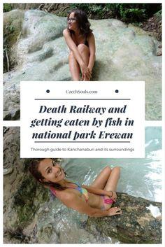 When fish bit us in National park Erewan… – CzechSouls.com Fish Bites, Visit Thailand, Peaceful Places, Pattaya, National Parks, State Parks