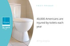 That's a lot of people #bathroomfact