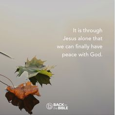 And he will be our peace (Micah 5:5)