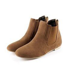 MissBoot Damenschuhe runde Kappe Ferse flache Stiefeletten mehr Farben erhältlich - http://on-line-kaufen.de/missboot/missboot-damenschuhe-runde-kappe-ferse-flache