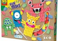 Take a look at this Monsters Fun Mais Set by SES Creative on today! Monster Party, 4 Year Olds, Old Boys, Kit, Diy And Crafts, Kids Rugs, Invitations, Amazon Fr, 4 Years