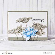 Altenew - Lotus