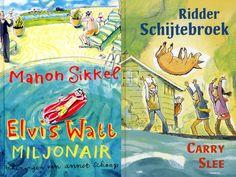 Kinderen mogen weer stemmen op hun favoriete boek! Een top 10 kinderjurywinnaars!