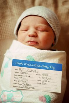 hospital newborn photography - Google Search