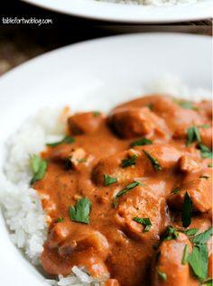 Chicken Tikka Masala — 100 Days of Summer Slow Cooker Recipes