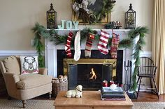 common ground : Vintage Inspiration #119 Counting the Days till Christmas