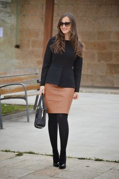 45 Professional Fall Outfits Ideas for Working Women to Try Right Now - Fashiondioxide Do you need some professional ideas for your next business meeting look? Well, here are Professional Fall Outfits Ideas for Working Women to Try Right Now! Office Fashion, Work Fashion, Modest Fashion, Fashion Outfits, Fashion Fashion, Fall Outfits For Work, Cool Outfits, Skirt Outfits, Jw Mode