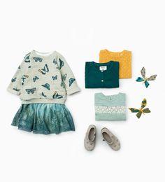 Shop by Look - Baby meisje (3 - 36 maanden) - KINDEREN   ZARA Nederland