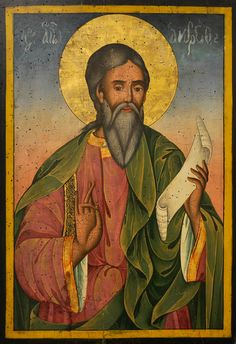 St. Andrew's Christmas Novena Begins on his Feast Day, November 30th.