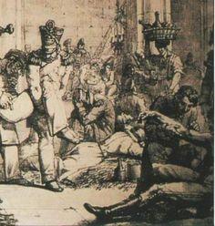 hopital au temps de napoleon