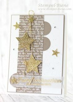 Stampin Up sterntaler card StampinUp Christmas card, stamp-bee, stampin up holiday greetings, match the sketch, order Stampin Up, Stampin Up Catalogs, StampinUp demonstrator - Six Sayings (hostess set)