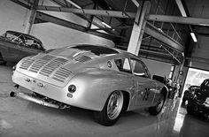 John Bischoff's Porsche 356 Carrera Abarth