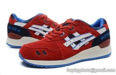 Men's Asics Gel Lyte III Sneaker Shoes|only US$95.00 - follow me to pick up couopons.