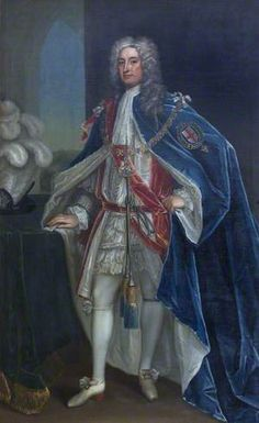 Charles Townshend (1674–1738), 2nd Viscount Townshend