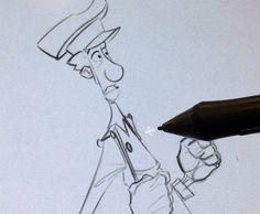 "Echa un vistazo a mi proyecto @Behance: ""Klaus Animation Test"" https://www.behance.net/gallery/58702791/Klaus-Animation-Test"