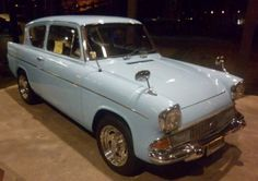Ford Anglia shared by @FabAndSassy