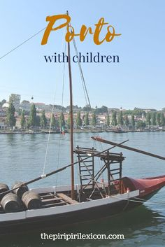 Porto with children: 5 tips to make your trip easier: where to stay, what to see and what to eat Boat Transport, Public Transport, Travel With Kids, Family Travel, Flying With Kids, Travel Tips For Europe, Cultural Experience, Portugal Travel, Travel Deals