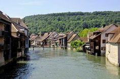 Ornans, Franche-Comté (France)