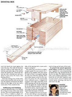 #591 Puzzle Box Plans - Woodworking Plans