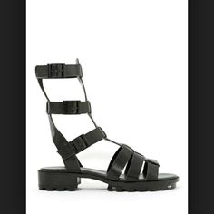 crying bc I can't find my pair I bought. :( shoe cult Shoes - Nastygal joan gladiator sandals