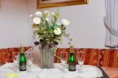 Sitzecke - Begrüßung für unsere Gäste.  www.mitterer.at