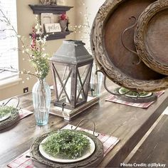 Our stunning round serving trays are carved wooden trays that are perfect for setting the table. Each serving tray provides an extra ambiance of charm to any space. For more visit Decor Steals