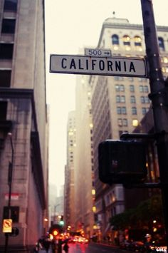 California St., San Francisco