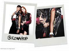 Icona Pop #MusicWeLove #IconaPop