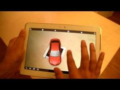 Inglobe Technologies released today the ARmedia Augmented Reality Player for Android