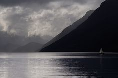 South Arm, Lake Manapouri, Fiordland, New Zealand Island Nations, Small Boats, South Island, Car Travel, Small Island, Pacific Ocean, Fiji, New Zealand, Places To Go