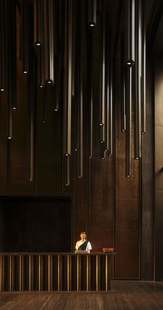 hotel door Best Place to find hotel lobby design Hotel Lobby Design, Lobby Reception, Reception Design, Office Reception, Reception Counter, Reception Seating, Designer Hotel, Decoration Inspiration, Design Inspiration