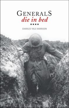 An accounting of life in the trenches in WW I