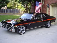 Yenko Nova. Just plain mean.