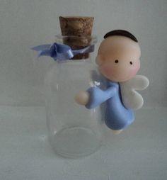 vidrinho para agua benta ou balinha  contato:arteira_2010@hotmail.com