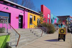 River Arts District in West Asheville