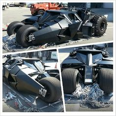 Watch out Europe! The Batman Tumbler is getting ready for Gumball 3000 this year