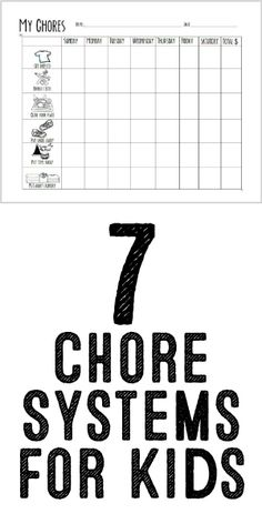 7 Chore Systems For Kids! Don't SPOIL them rotten, teach them responsibility & skills! Chores For Kids, Activities For Kids, Learning Tools, Kids Learning, Kids And Parenting, Parenting Hacks, Chore Rewards, Timothy Green, Chore System