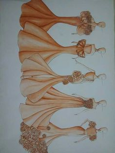 Sketches...... #fashiondesigndrawings,